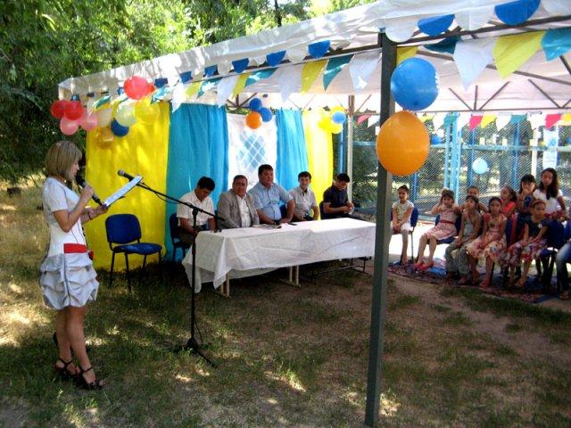 Администрация города уверенна, что подобные акции помогут научить горожан относиться с любовью к шымкентским дворам