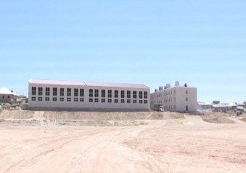 Новая школа в микрорайоне Курсай на 900 учебных мест