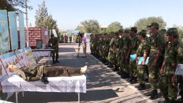 В Национальной гвардии Казахстана начался летний период обучения.