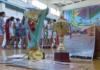 Кубки и награды республикаснких стартов по баскетболу