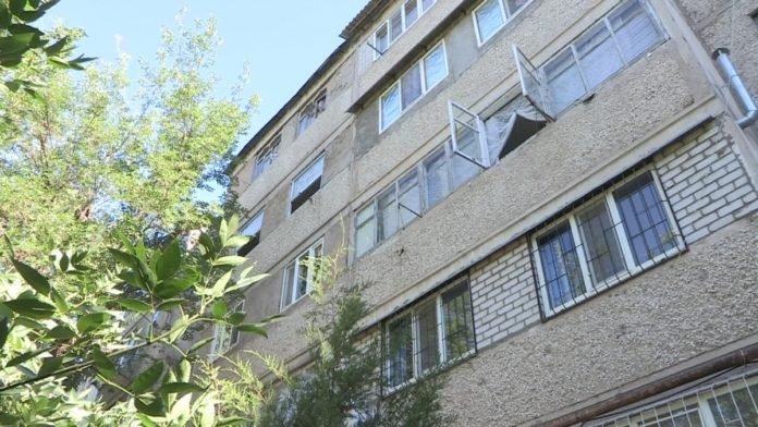 В аварийных многоэтажках были выполнены необходимые работы для предотвращения обрушения