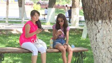 В конце лета в парках Шымкента появится бесплатный Wi-Fi