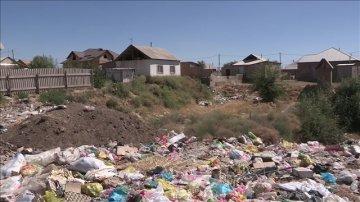 Жителей улиц Аззатык и Келес в мкр. Сауле, уже который год,благополучно обходят коммунально-бытовые удобства.