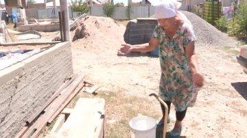 """Жители двух улиц в микрорайоне """"Сауле"""" живут без воды"""