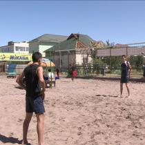 Республиканский турнир по пляжному волейболу