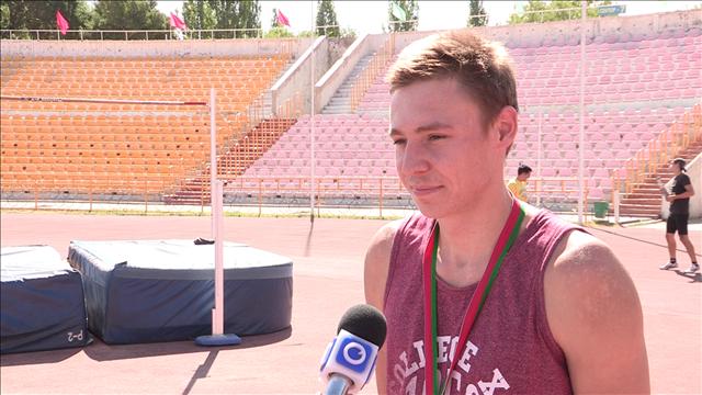 Анатолий Боднер, спортсмен