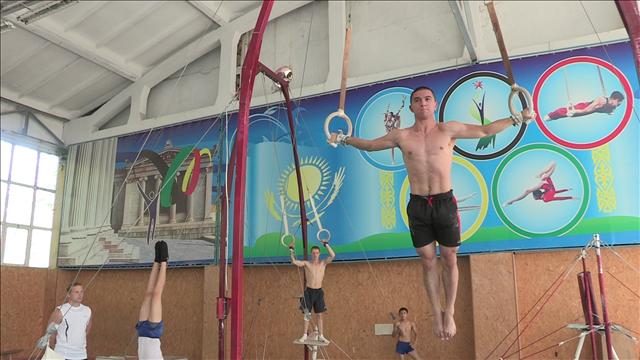 Азизбек Кудратуллаев, МСРК по спортивной гимнастики