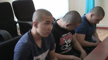 Троих парней за недонесение суд приговорил к ограничению свободы на один год