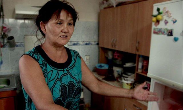 Нуржамал Тулепбаева, жительница мкр.Кайтпас-1