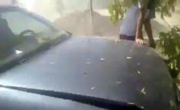 Подростки за рулем попали в ДТП