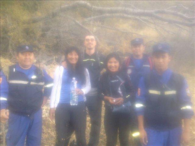 спасатели и спасенные