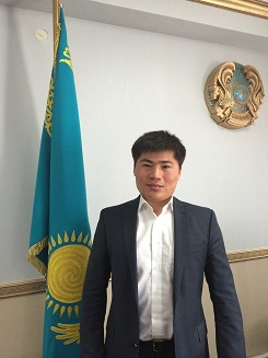 После следствия и судаАбильсеитРабаевснова возглавил областное управление