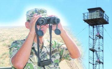 Пограничник – это универсальный солдат, который на протяжении всего срока службы проходит школу выживания