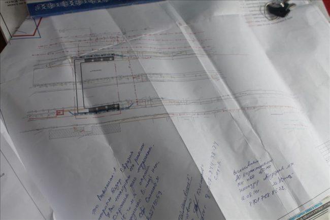 Все работы ведутся точно по проекту