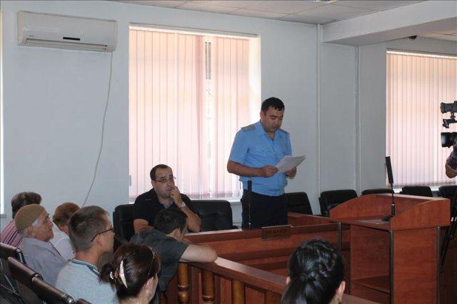 Прокурор требует 17 лет строгого режима