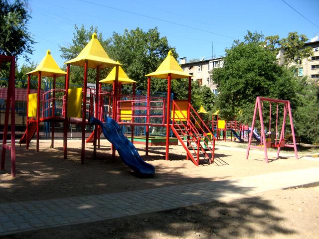 Всего в Абайском районе более 130 дворов