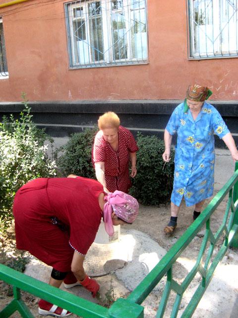 В числе первых заявки на участие подали жители многоэтажек по улице Калдаякова