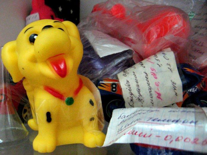 Выбирайте игрушки без запаха, они могут быть опасны для здоровья