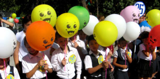 Для учеников шымкентских школ устроили настоящий праздник