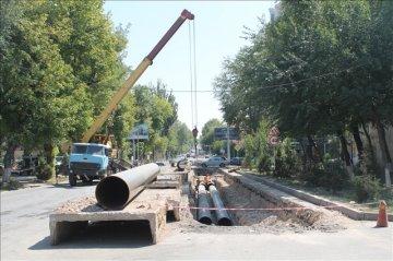 В этом году обновили всего около 5 км магистралей теплопровода