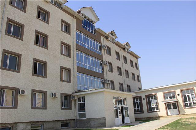 В Шымкенте заработало частное общежитие для парней