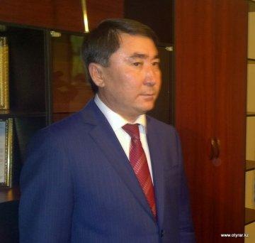Ынтымак Мадиев, новый руководитель городского отдела образования