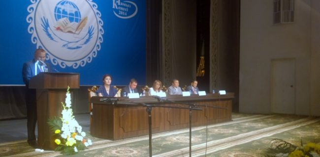 В Шымкенте прошла традиционная ежегодная августовская конференция