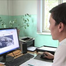 Максат Толенгитов, инженер-синоптик
