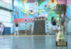 Кубок международного турнира по баскетболу в Шымкенте