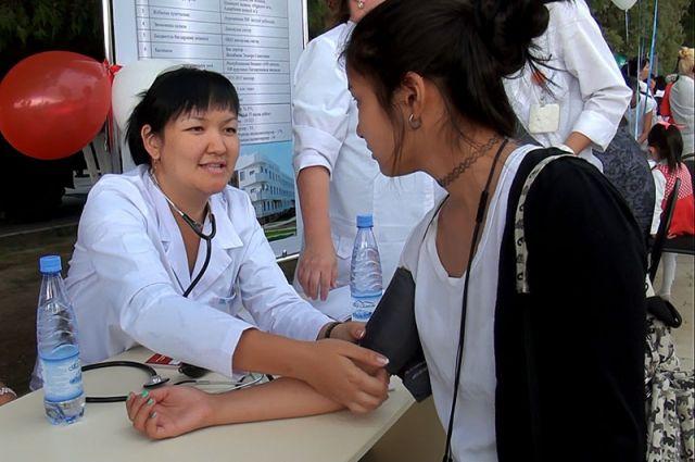 Бесплатно обследоваться у врачей смогли многие горожане