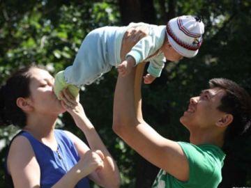Казахстанские семьи всегда отличались исключительной сплоченностью