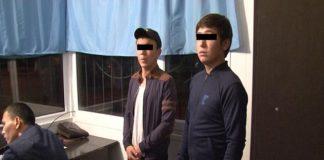 Студент шымкентского колледжа задержан с оружием
