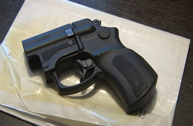 Студент шымкентского колледжа задержан с пистолетом