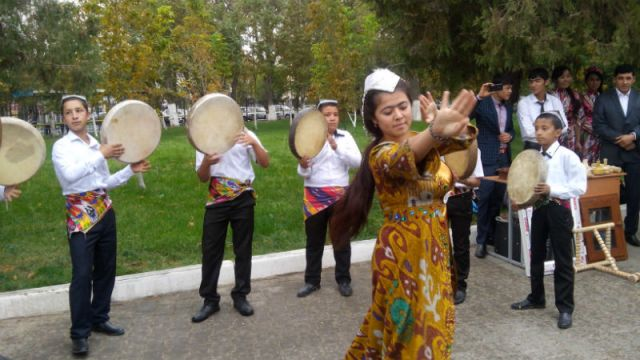 Этот праздник узбекская диаспора отметила с особым размахом