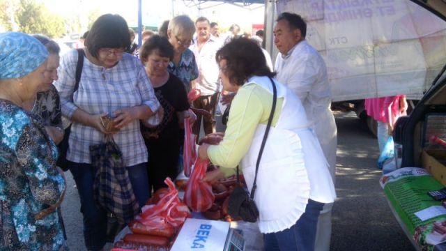 Колбасные изделия и продукция из индюшатины, среди покупателей пользуется особым спросом