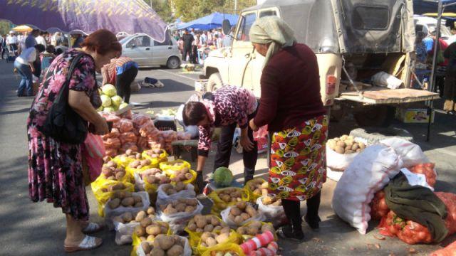 """Продукты с пометкой """"Сделано в Казахстане"""" пользуются спросом у горожан"""