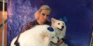"""По словам дрессировщицы Татьяны Мащенко, номер """"Собаки на лошади"""", это единственный в мире обособленный номер с животными"""
