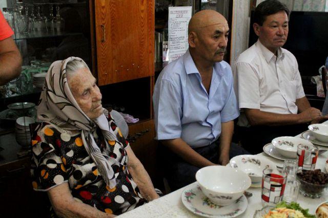 Такое внимание за 70 послевоенных лет ветерану тыла оказывают впервые, уверяют родственники и знакомые