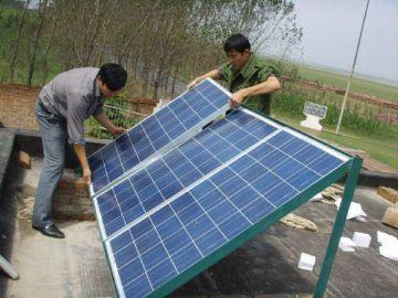 По состоянию на март 2013 года суммарная установленная мощность солнечных электростанций (СЭС) в мире достигла 100 ГВт