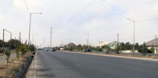 Улица Шымкента