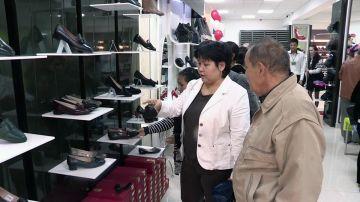 """В Шымкенте открылся седьмой магазин торговой сети """"Изуми"""""""