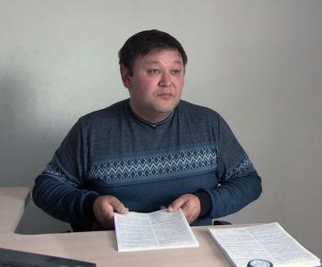 """Жумабек Исмаилов, директор компании """"Спецкомплект"""""""