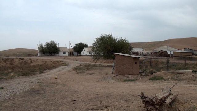 Поселок Айколь