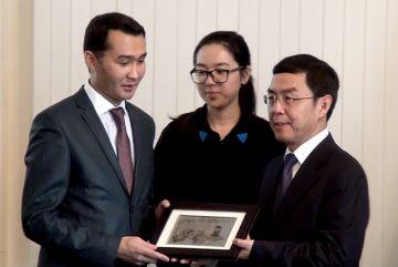 Власти ЮКО и китайской провинции Бауджи устанавливают взаимовыгодные экономические отношения