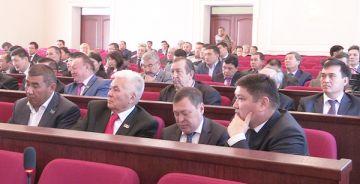 На сессии по поводу реорганизации не прозвучало абсолютно никаких возражений