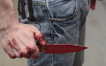 Убийство ножом