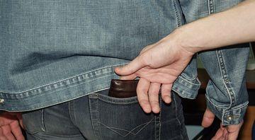 В Шымкенте задержан 47-летний карманник