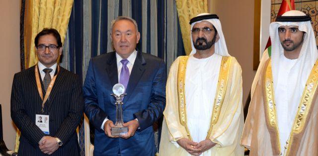 Нурсултан Назарбаев – глобальный лидер по исламским финансам