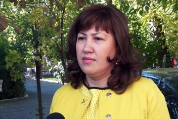 Зулхумар Сыдыкова