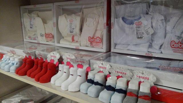 Это единственный в городе центр детской моды для малышей от 0 до 3 лет